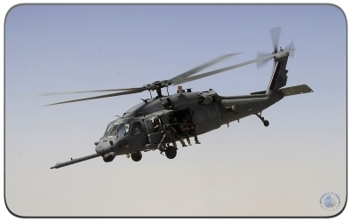 The HH-60 Pave Hawk