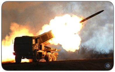 The M142 HIMARS