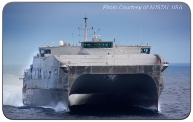 The Joint High Speed Vessel (JHSV)