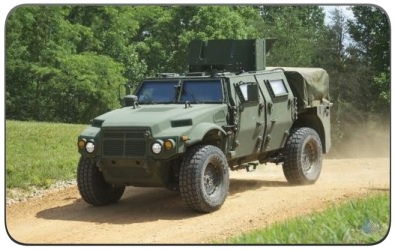 The Joint Light Tactical Vehicle (JLTV)