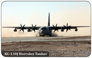 The KC-130J Hercules Tanker