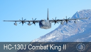 The HC-130J Combat King II