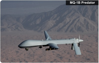 U.S. Air Force MQ-1B Predator