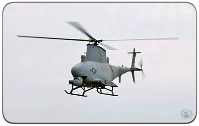 The MQ–8 Fire Scout