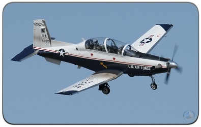 The T-6 Texan II