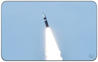 The Trident II D5 Ballistic Missile
